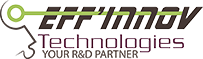 Logo d'EFF'INNOV Technologies